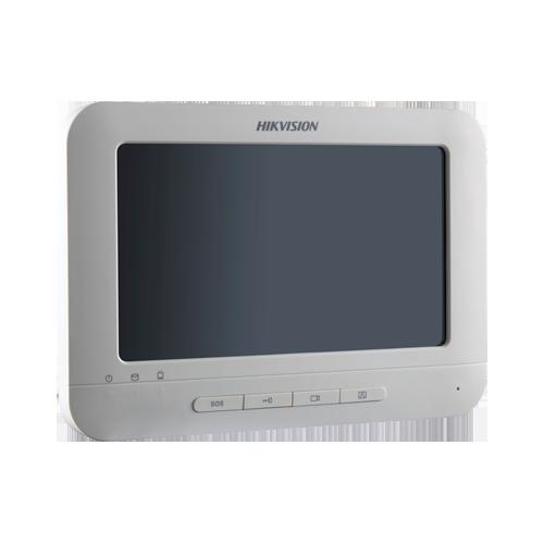 Hikvision kutsepaneeli monitor DS-KH6310-W (L)