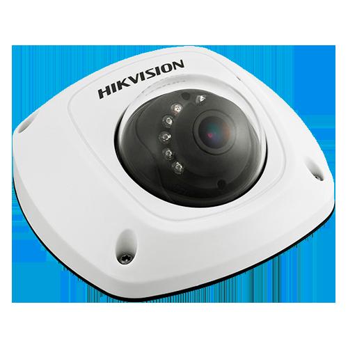 Hikvision IP kuppelkaamera 4K 8MP