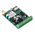 Eldes ESIM120 GSM värava kontroller