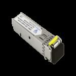 Üleminek fiiber optiliselt kaablilt Ethernet Cat5 peale