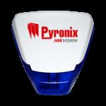 Pyronix välisireen vilkuriga Deltabell E sinine