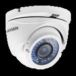 HikVision varifokaal, 1MP 1280×720@25fps, IR-LED kuni 40 meetrit, SMART-IR