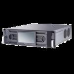 HikVision 64 kanalit IP salvesti + 16 näotuvastust ja muud analüütikad + RAID