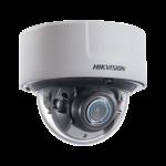 Hikvision 12MP IP kuppelkaamera + Motoriseeritud objektiiv + 6 analüütikat