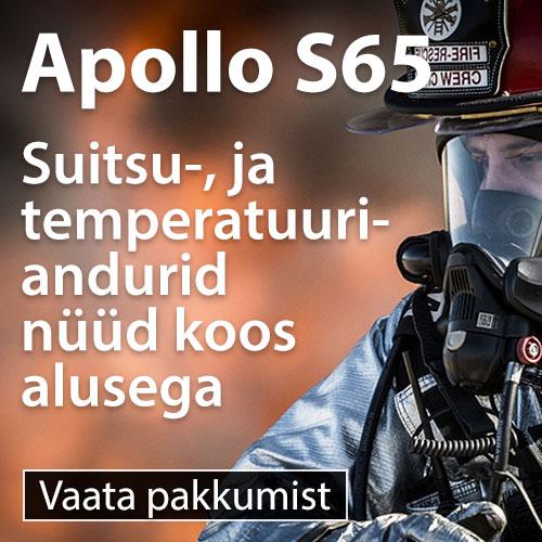 824d6fde841 Apollo S65 suitsu-, ja temepratuuriandurite soodushind koos alusega >