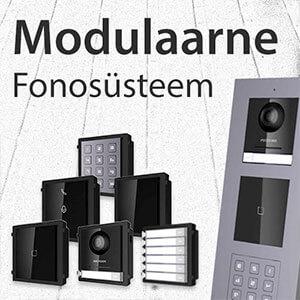 Fonosüsteem modulaarne