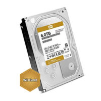 Kõvaketas 6TB (HDD), Western Digital Gold