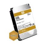 Kõvaketas 8TB (HDD), Western Digital Gold