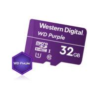 Mälukaart 32GB (MicroSD) Western Digital Purple