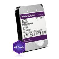 Kõvaketas 12TB (HDD), 24/7 salvestamiseks, Western Digital Purple